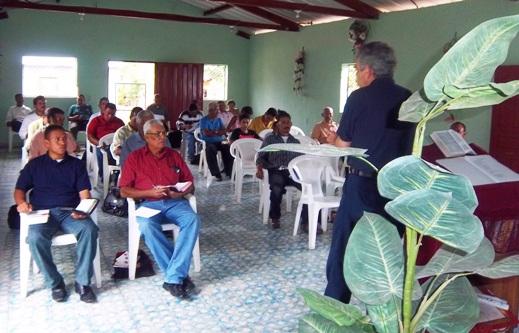Honduras church leaders