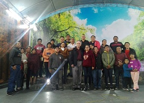 Seminar in Trujillo, Peru