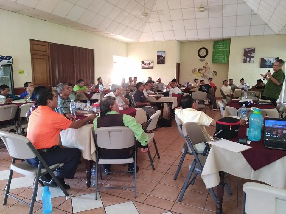 Seminar in Guatemala