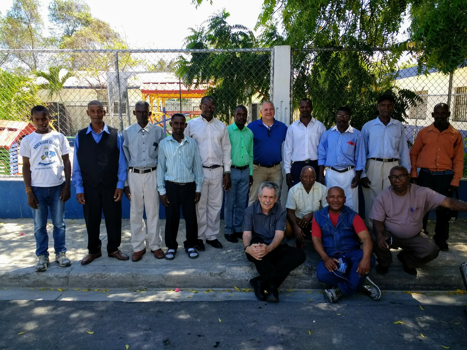 Haitian church leaders