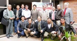 Peru church leaders
