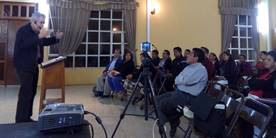 Seminar, Zone 11, Guatemala City